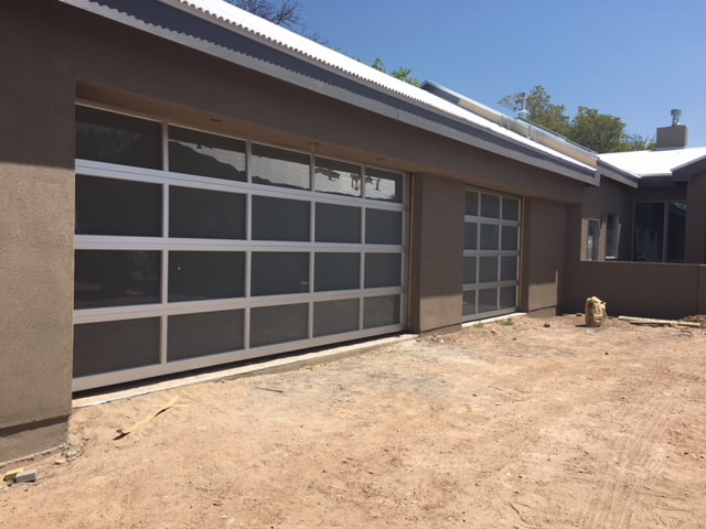 5 Reasons to Contact Your Local Garage Door Repair Expert - Full View with Anodized Frames