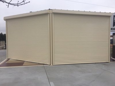 Rolling Shutters | Temperature Control