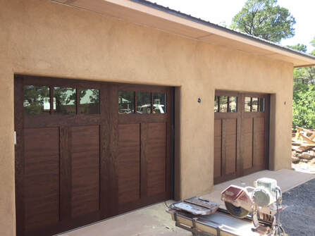 Canyon Ridge with Cypress Walnut Finish